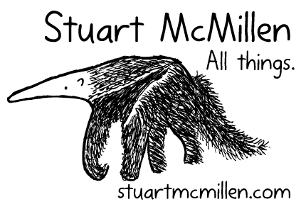 Stuart McMillen. All things.