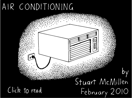Air Conditioning cartoon